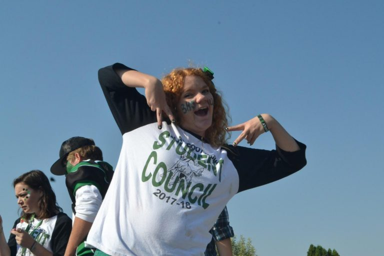 Broncos represent in Eastern Idaho State Fair parade - The
