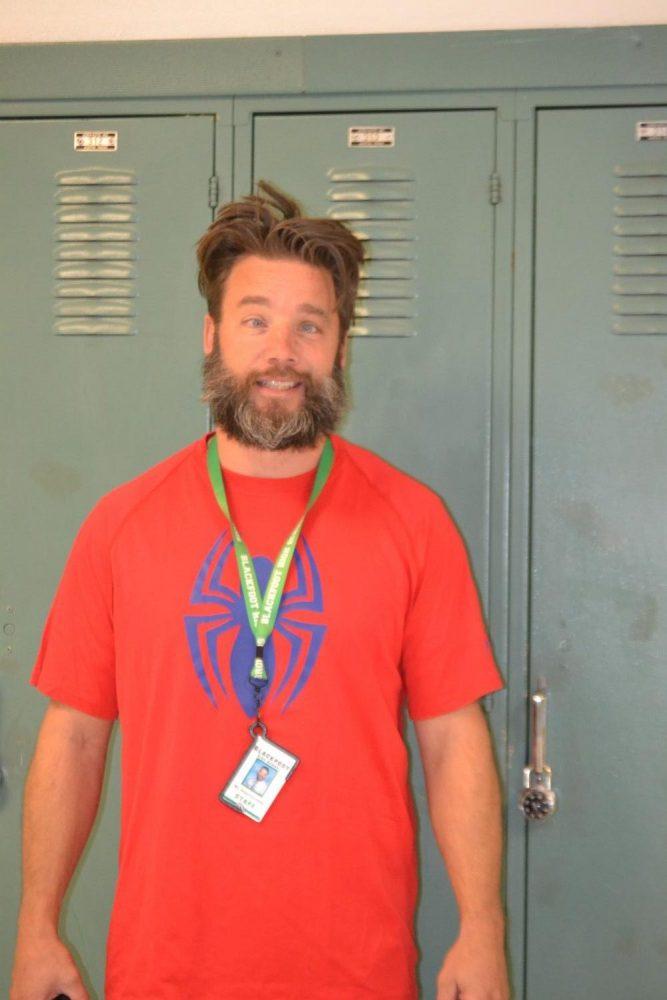 Mr. Abercrombie