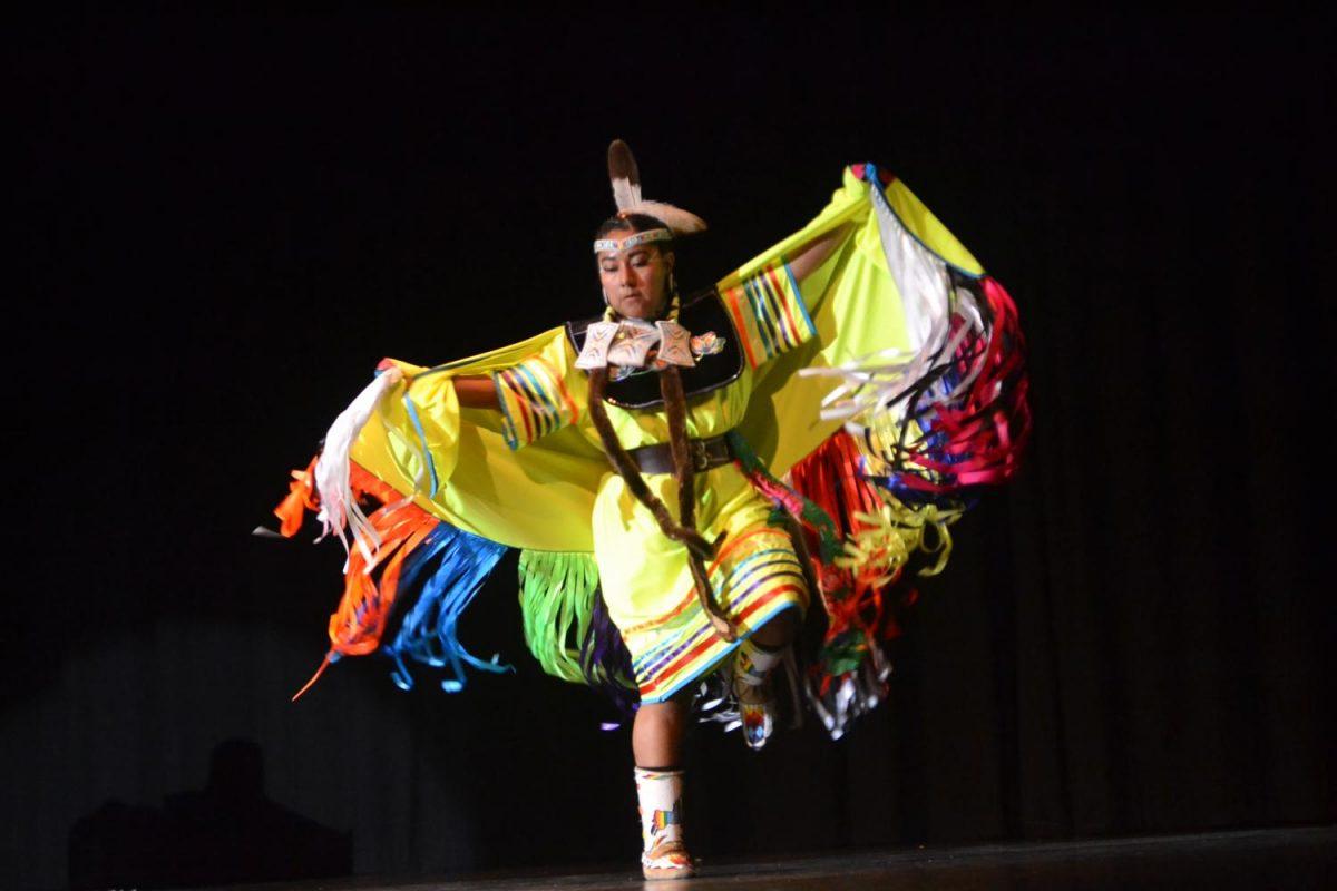 Blackfoot celebrates Native American week