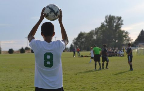 Last Wednesday Boys Varsity soccer defeats Century, 5-0