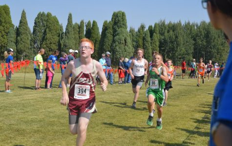 Cross Country at Soda Springs