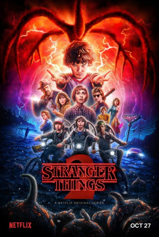 Stranger Things Season Two is worth the watch