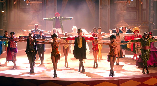 The Greatest Showman Steals The Show The Broncwriter