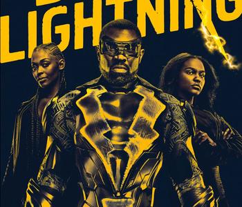 Black Lightning lights up the show