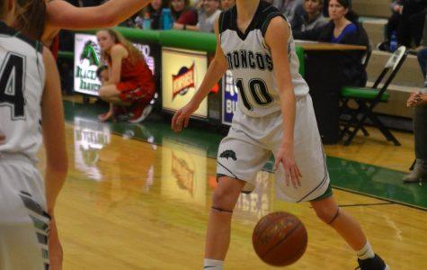 Freshman takes girls basketball by storm