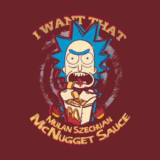Rick+and+Morty+Szechuan+Sauce