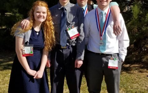 BPA Competes At State Competition