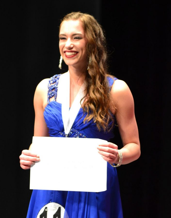 Olivia Arave named Blackfoots Distinguished Young Woman of 2019