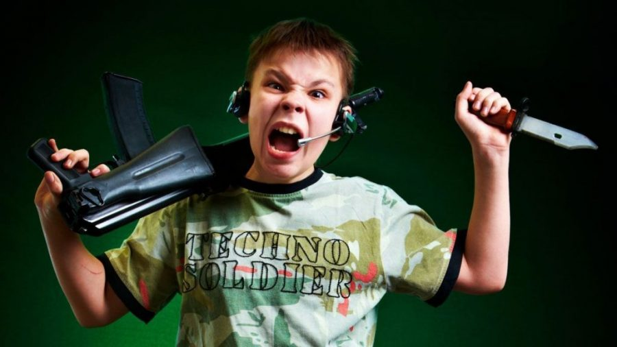 Violent video games: the poor effects on America's youth
