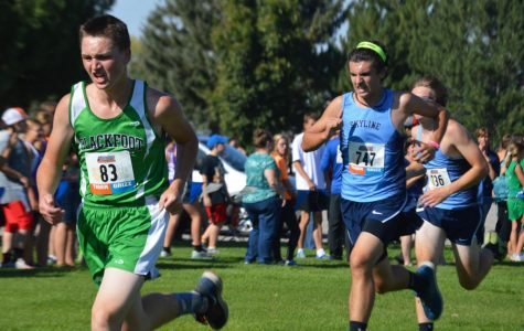 Cross Country competes at Freeman Park