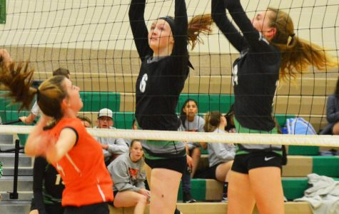 Girls volleyball bids farewell to seniors
