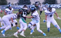 Broncos fall to Grizzlies: 35-21