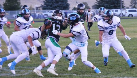 Blackfoot put up a fight against Bonneville