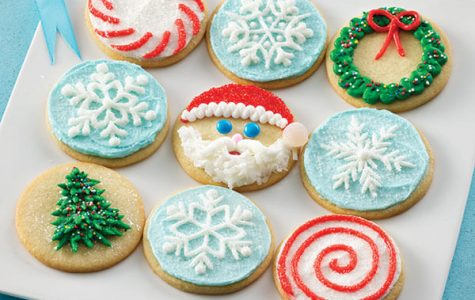 FCCLA Bakes and Delivers Christmas Cookies in the Community