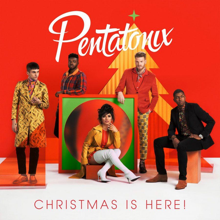 Pentatonix releases new Christmas album