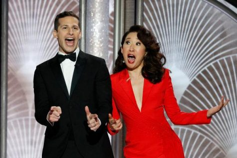 Golden Globes, 'Oh' what a surprise