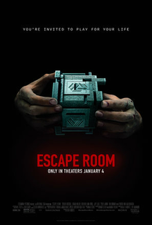 Escape Room Thriller lives up to the buzz