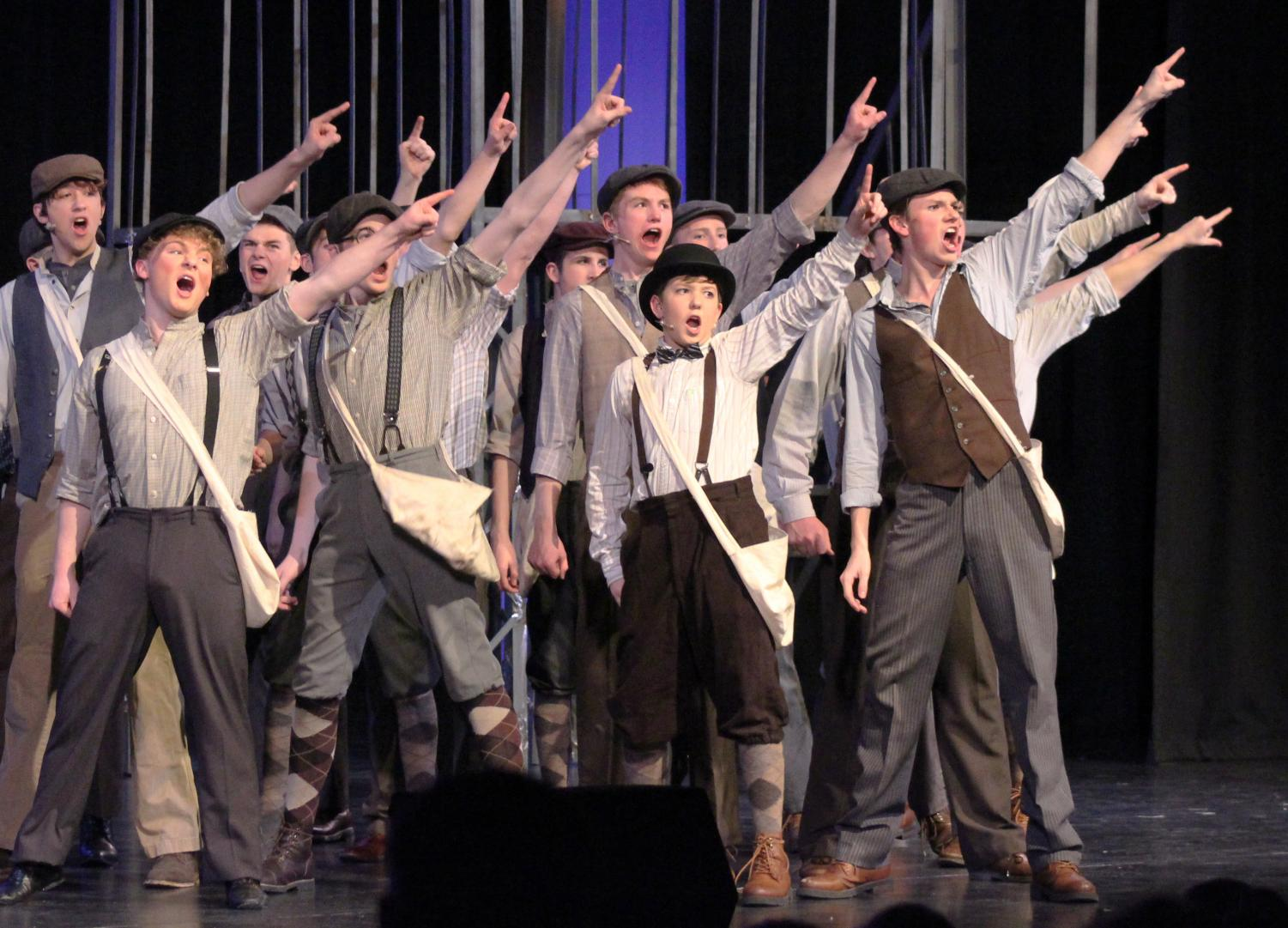 SEIZE+THE+DAY.+Newsies+prepare+to+go+on+strike+once+again.