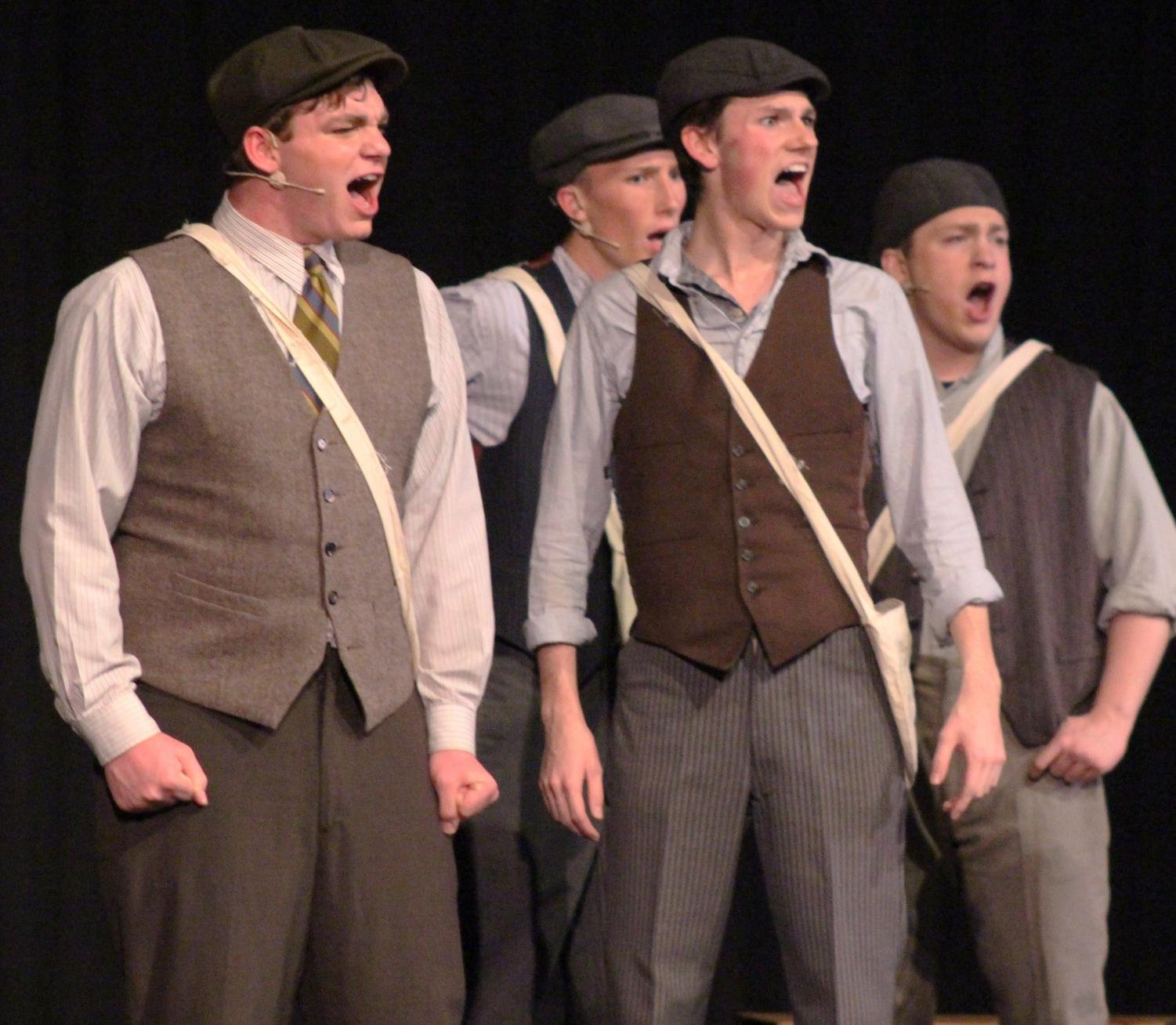 SINGING+LOUD.+Newsies+sing+out+with+lots+of+enthusiasm.