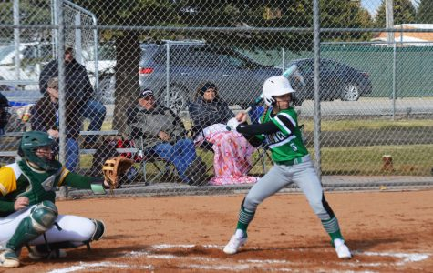Lady Broncos swat Bonneville Bees with victory