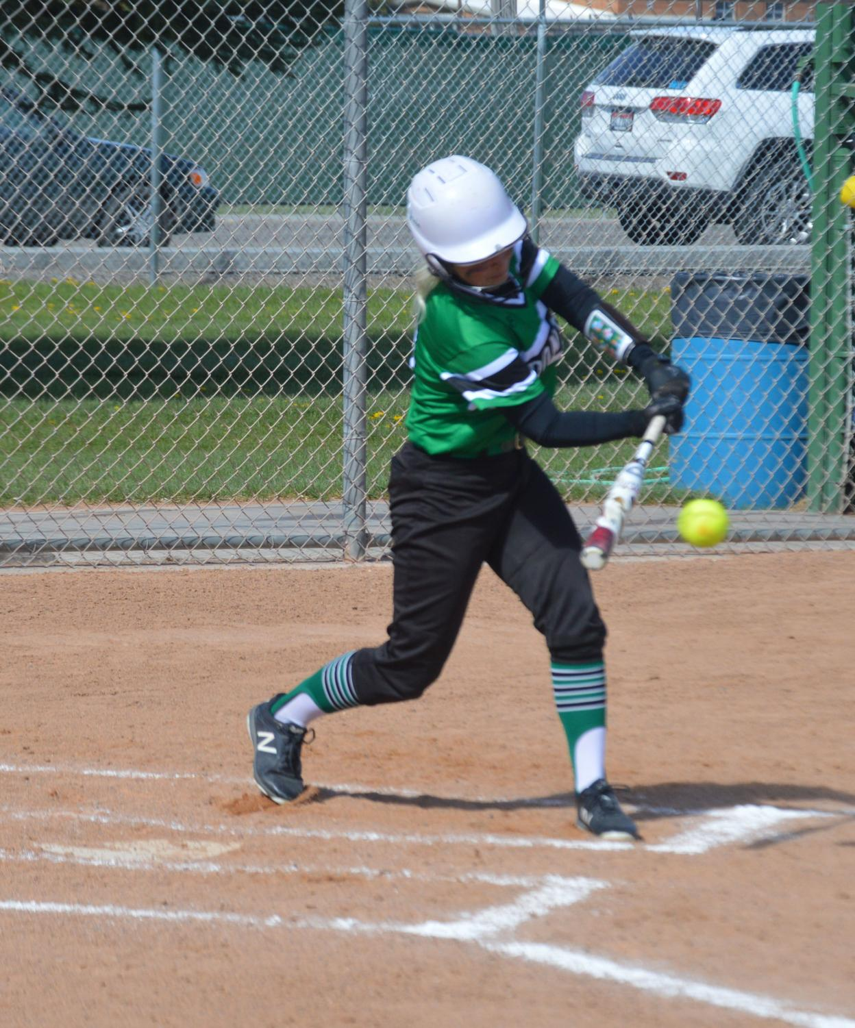SLASH.+Josie+Anderson%2812%29+fake+bunts+and+hits+a+ground+ball