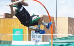 Broncos compete well in track meet