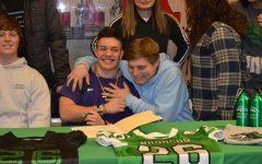 Teegan Thomas Signing