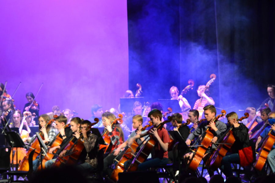 Rock Not Bach Orchestra Concert