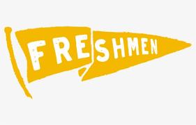 As Freshmen in High School…