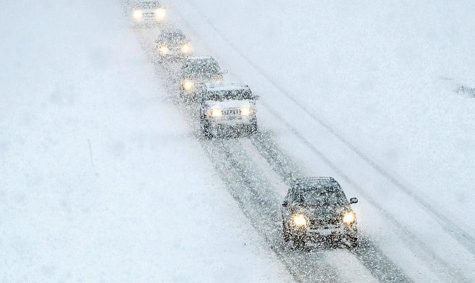Driving Safe in the Snow